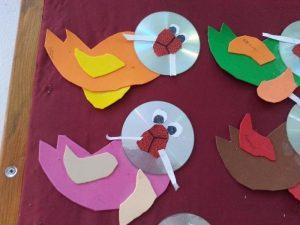 cd walrus craft idea