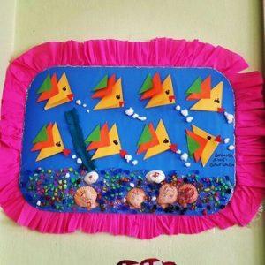 fish bulletin board idea for kids (1)