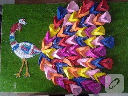 peacock bulletin boards