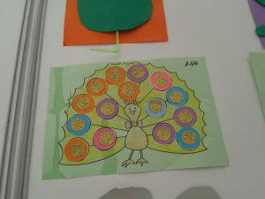 peacock craft idea for kids (2)