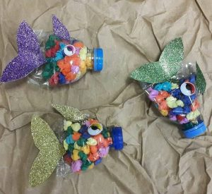 bottle fish craft
