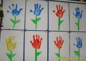 handprint craft idea