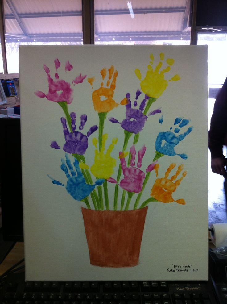 handprint-flower