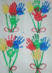 handprint_flower_crafts