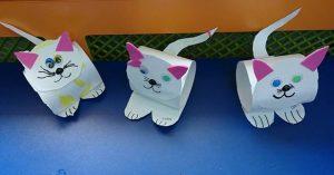 cat craft idea