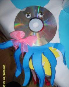 cd-octopus-craft-idea-for-kid