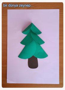 circle tree craft (2)