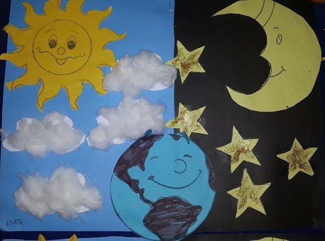 day-and-night-bulletin-board-idea-2