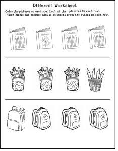 different-worksheet-for-kids