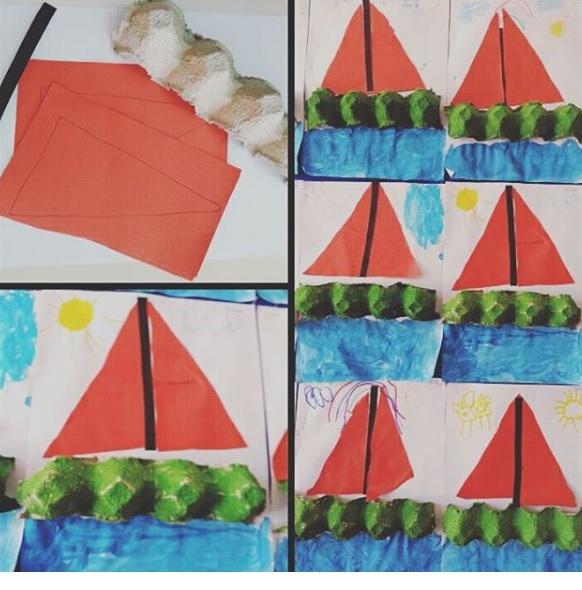 egg-carton-sailboat-craft