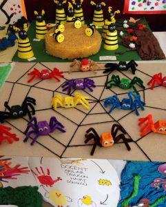 egg-carton-spider-craft