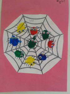 fingerprint-spider-craft