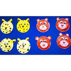 paper plate jungle animals craft (1)