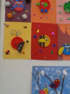 play-doh cap craft  idea for kids (2)
