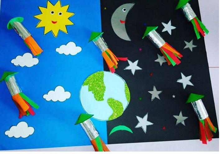 rocket-bulletin-board-idea