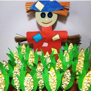 scarecrow bulletin boards