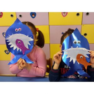 shark craft idea