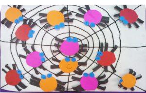 spider-bulletin-board-idea