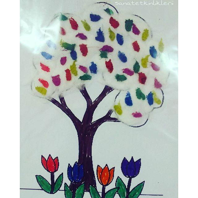 tree craft idea (1)