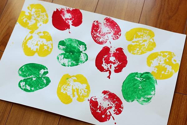 apple-stamp-craft-idea