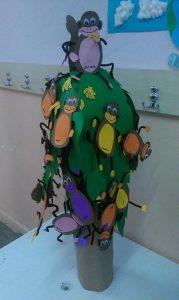 banana-tree-bulletin-board-idea