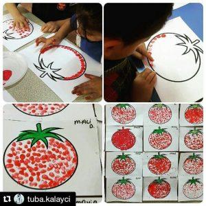 fingerprint-tomato-craft