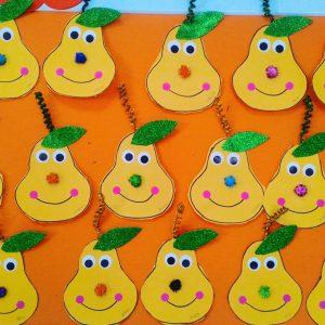 free-pear-craft