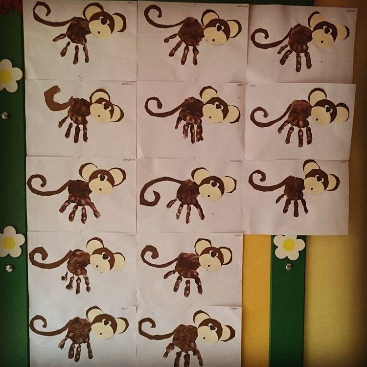 handprint-monkey-craft