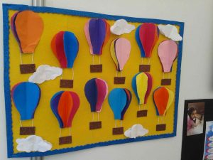 hot-air-balloon-bulletin-board