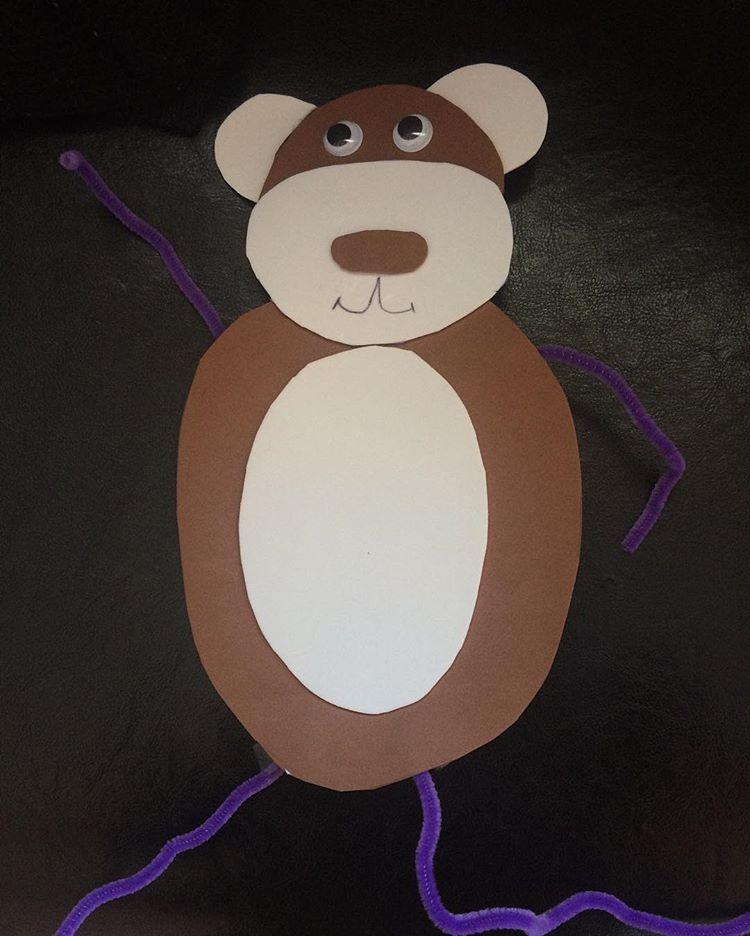 monkey-craft-ideas