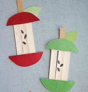 popsicle-stick-apple-craft