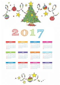 2017-calender-craft-for-kids