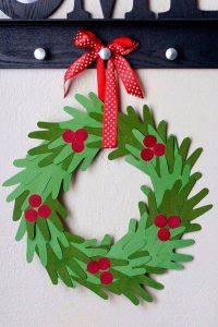 christmas-wreath-craft