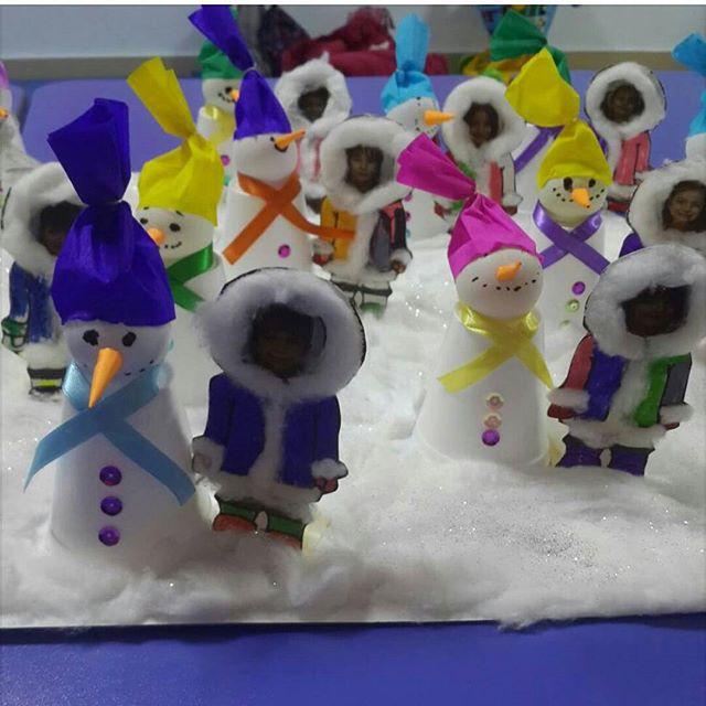 paper-cup-snowman-craft