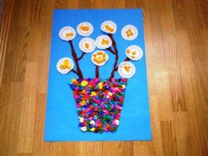 paper-doilies-flower-craft-idea