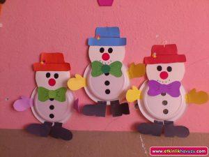 paper_plate_snowman_craft
