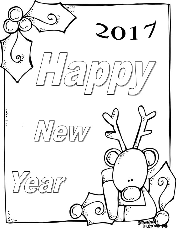2017-coloring-page