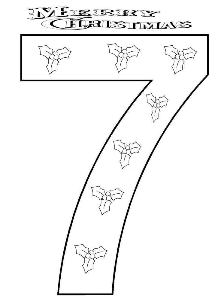 number-7-coloring-page