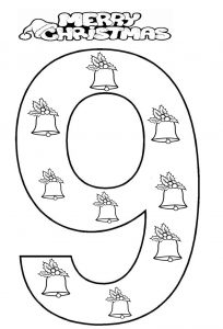 number-9-coloring-page