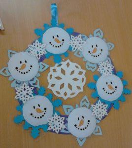 snowflake-wreath-craft