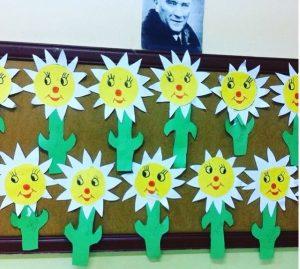 sunflower-craft