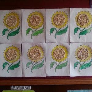 sunflower-craft-idea-for-kids