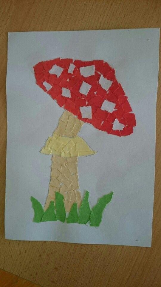 mushroom craft idea for preschooler (2)