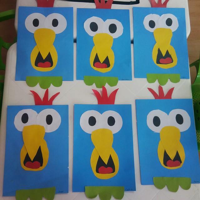 bird craft idea (3)