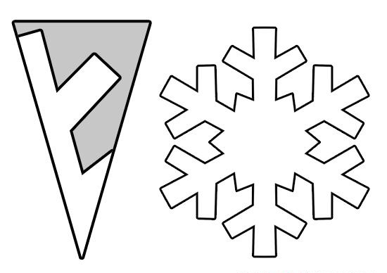 paper snowflake patterns (2)