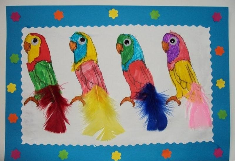 parrot craft idea (1)