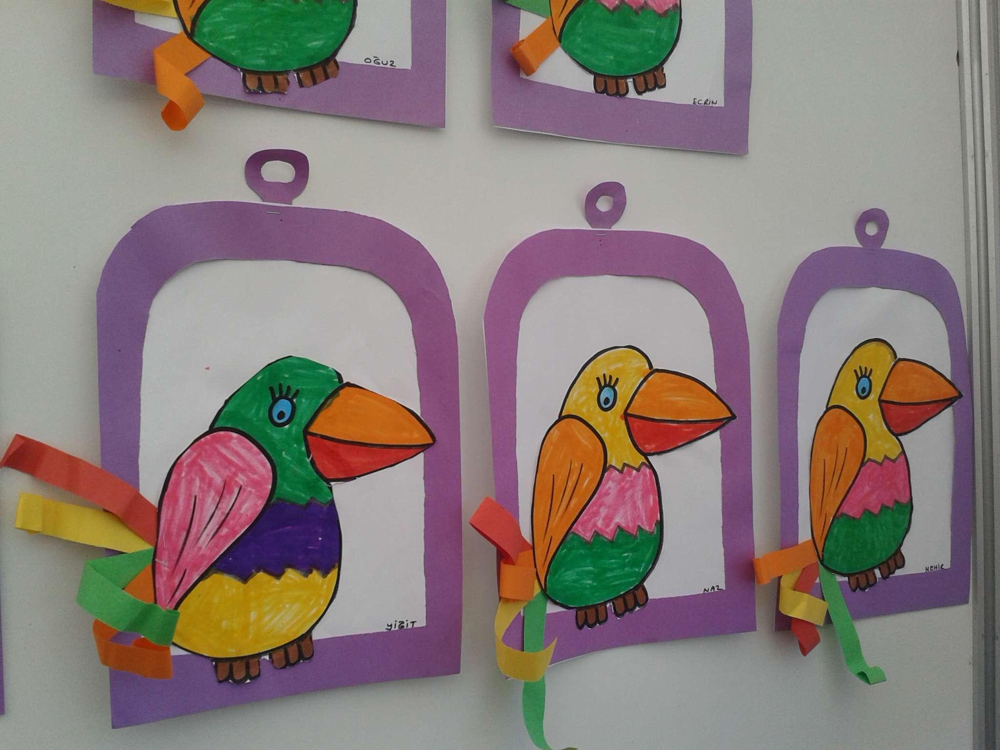 parrot craft idea (2)