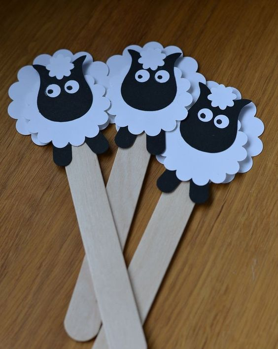popsicle stcik bookmarks craft (1)