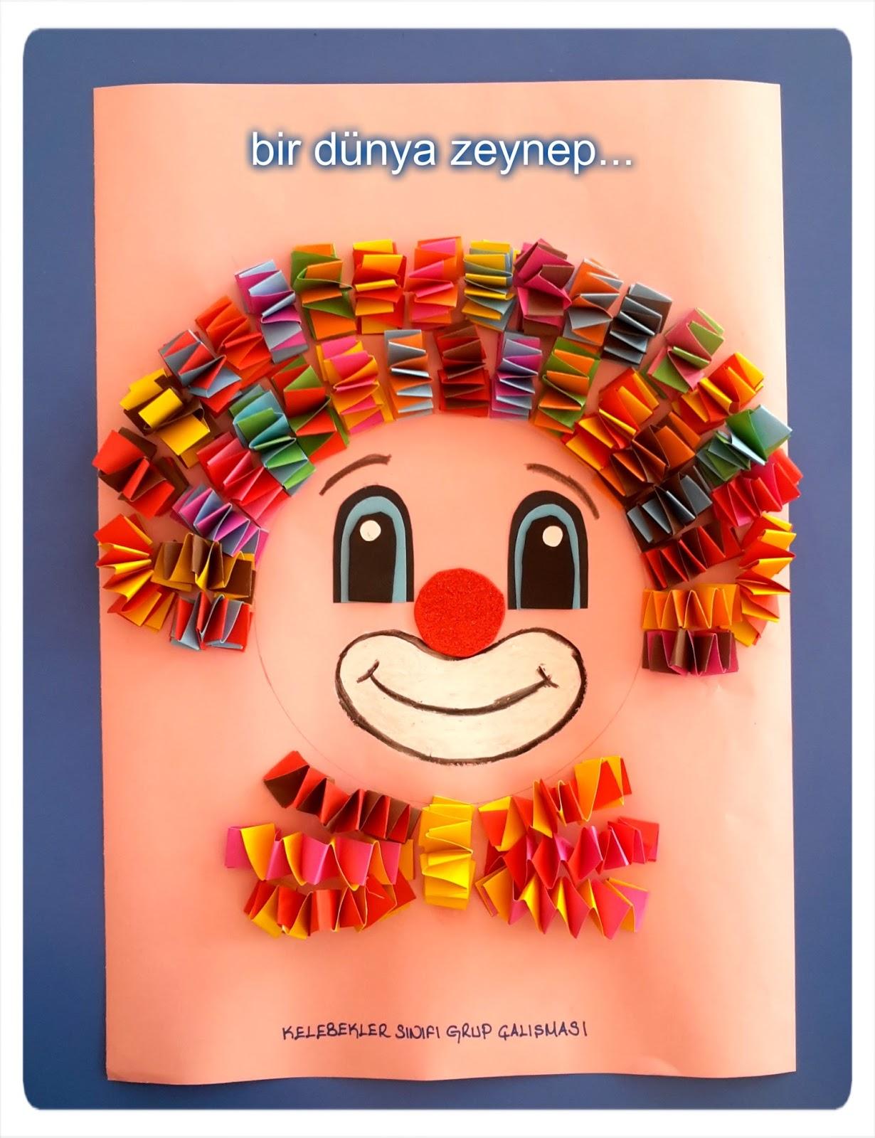 accordion clown craft (1)