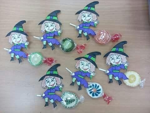 lollipop witch craft